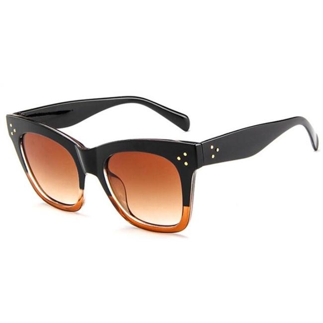 Celine zonnebril 2021 - Zwart/Bruin