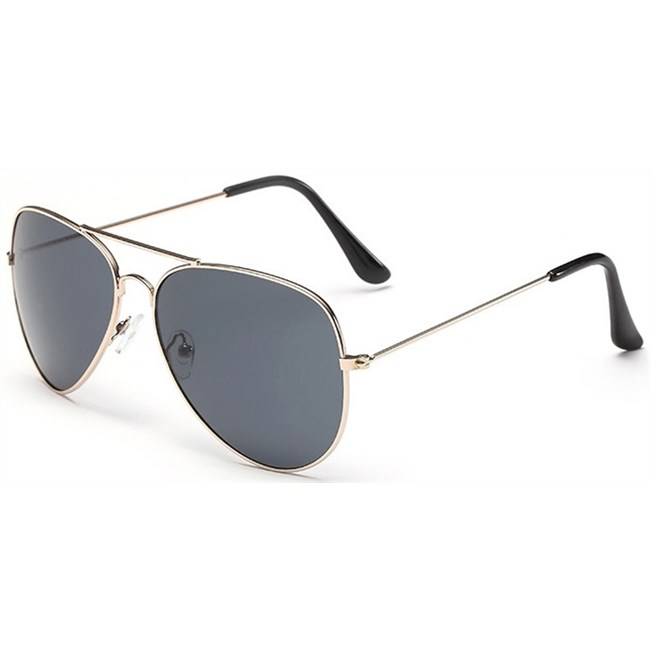 Pilotenbril - Grijs