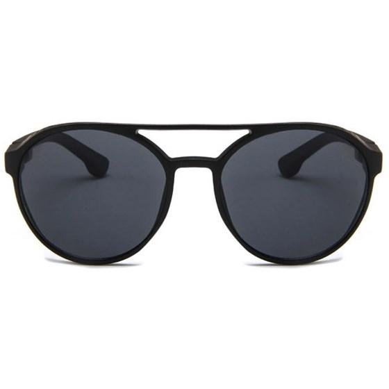 Punk zonnebril - Zwart