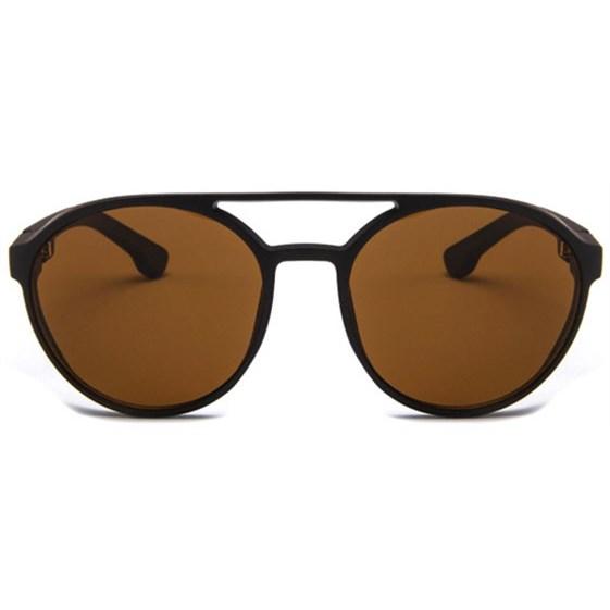 Punk zonnebril - Bruin