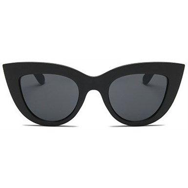 """Cat eye zonnebril """"Pur"""" - Zwart"""