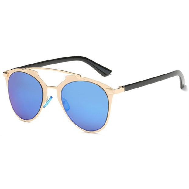 Reflected zonnebril - Blauw