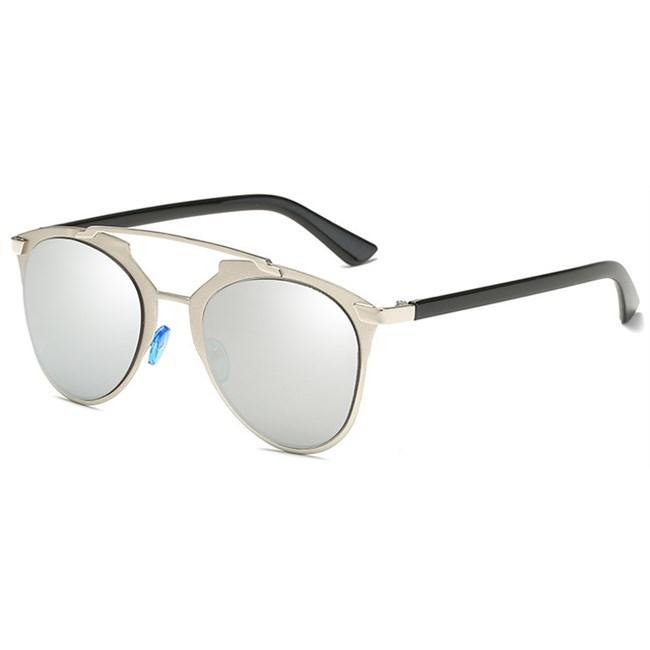 Reflected zonnebril - Zilver