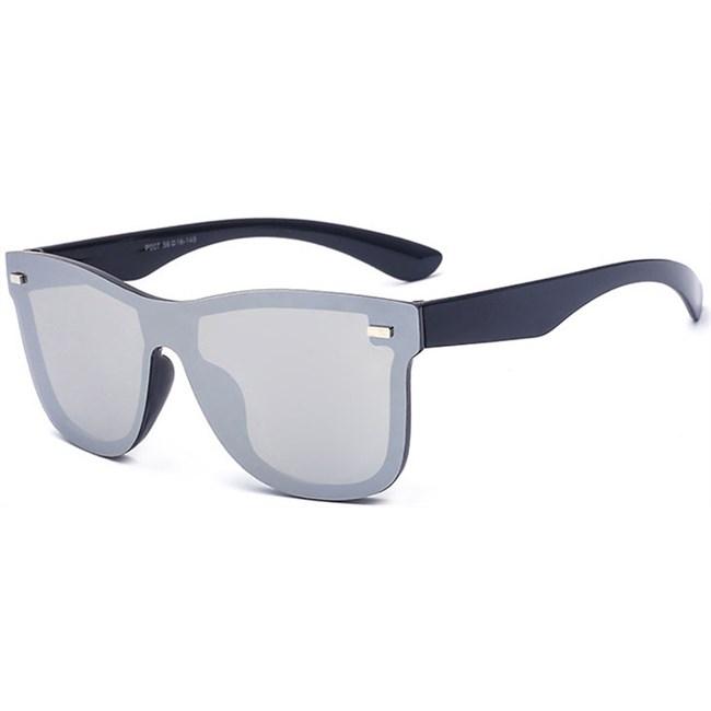 Randloze zonnebril - Zilver