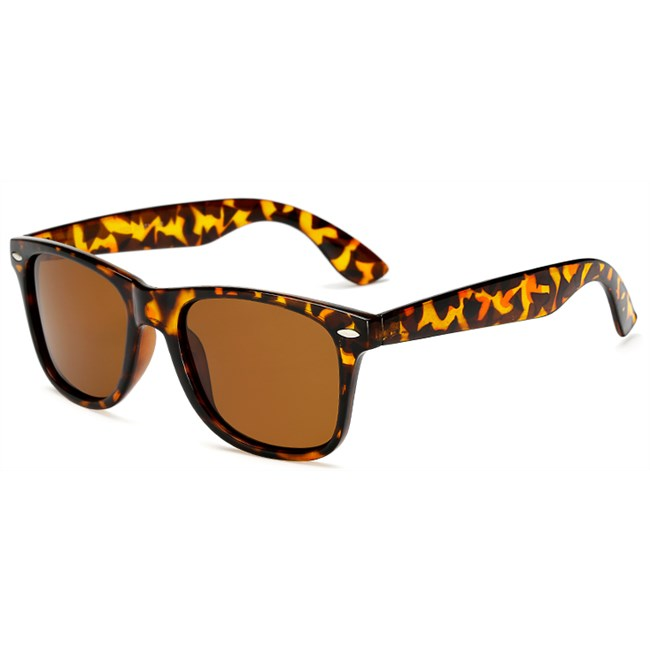 Wayfarer zonnebril - Leopard