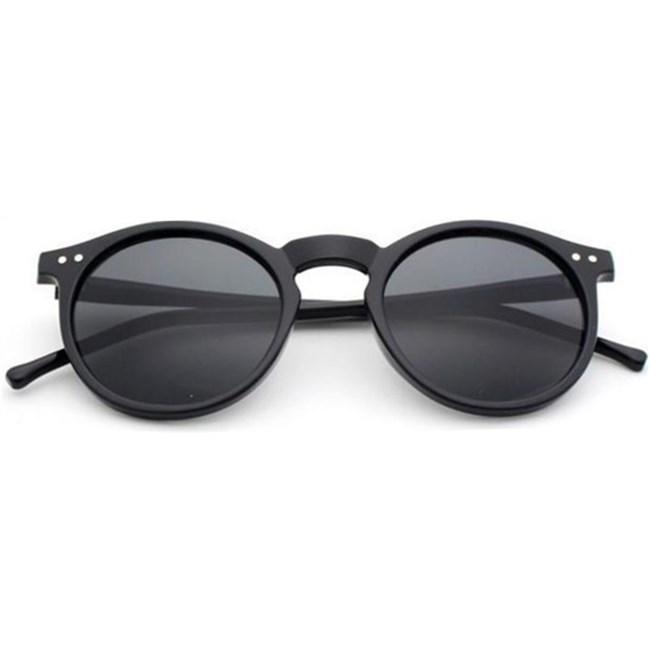 2bb9de4fe10055 Ronde zonnebril