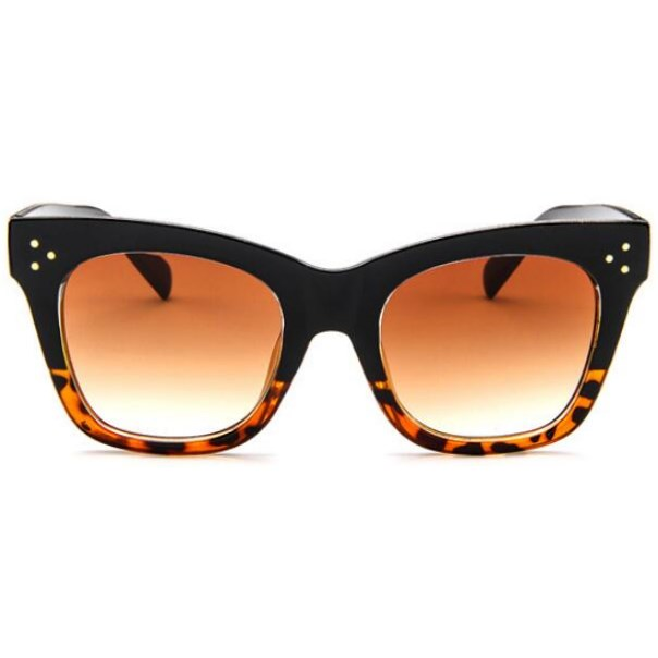 Celine zonnebril 2018 - Zwart/Leopard