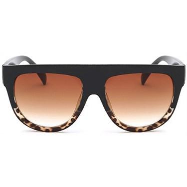 Celine zonnebril - Zwart/Leopard