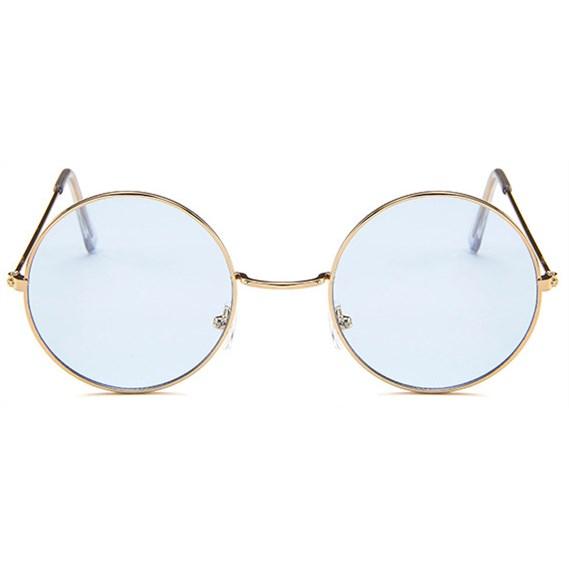 Hippie zonnebril - Blauw