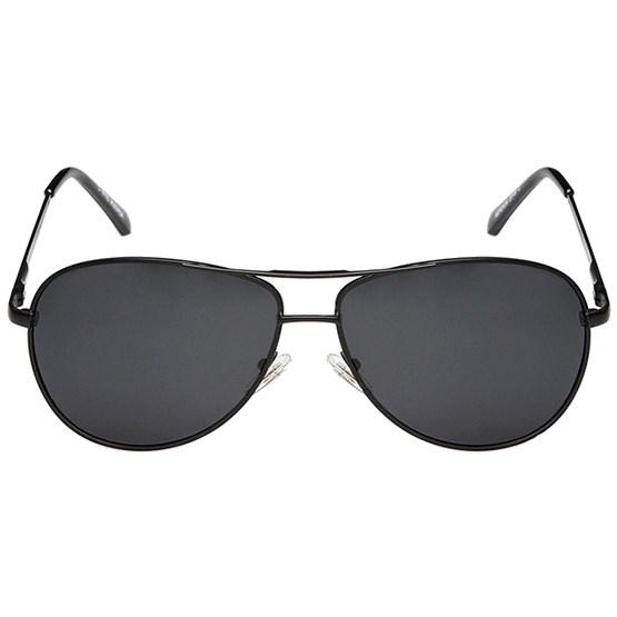 """Pilotenbril """"Hinge"""" - Zwart"""