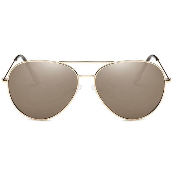 Pilotenbril - Bruin
