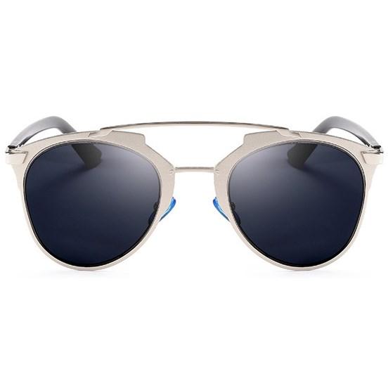 Reflected zonnebril - Zwart/Zilver