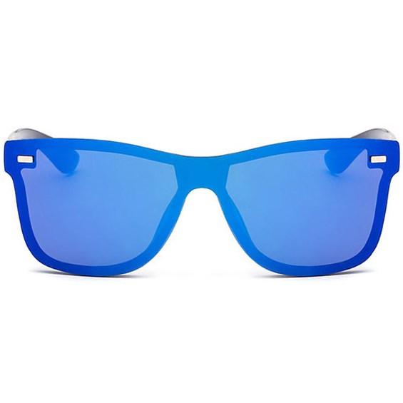 Randloze zonnebril - Blauw