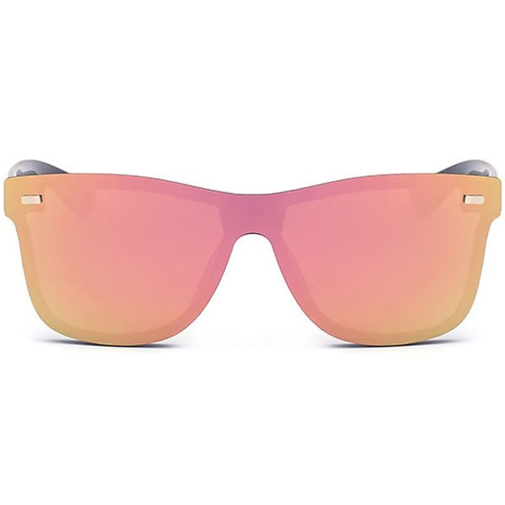 Randloze zonnebril - Roze
