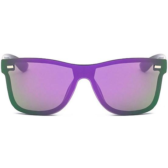 41ff0725fb7eef Randloze zonnebril - Paars - Alle zonnebrillen - Retro zonnebrillen