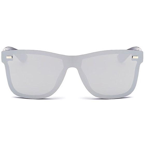4c9ea5ed1315fc Randloze zonnebril - Zilver - Alle zonnebrillen - Retro zonnebrillen