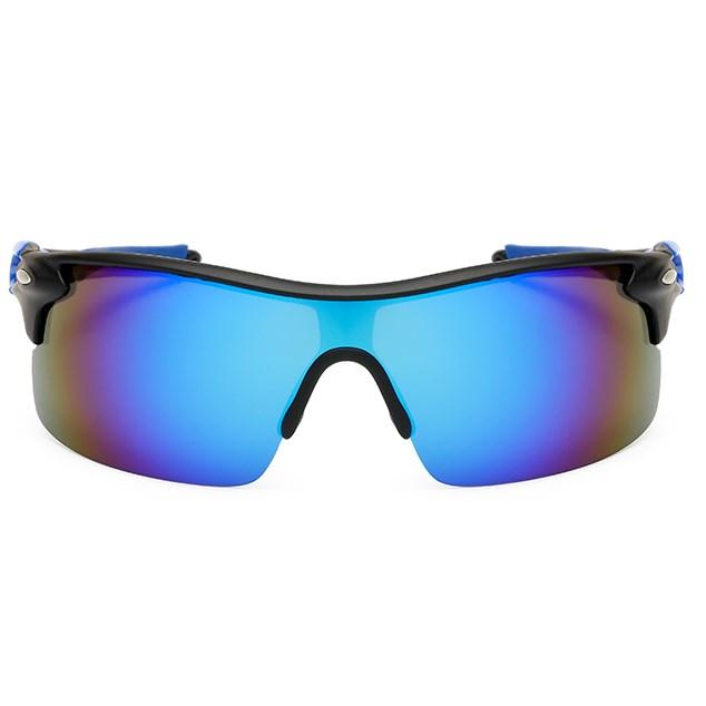 Sport zonnebril - Blauw Gepolariseerd