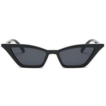 Trapezium zonnebril - Zwart