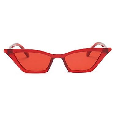 Trapezium zonnebril - Rood