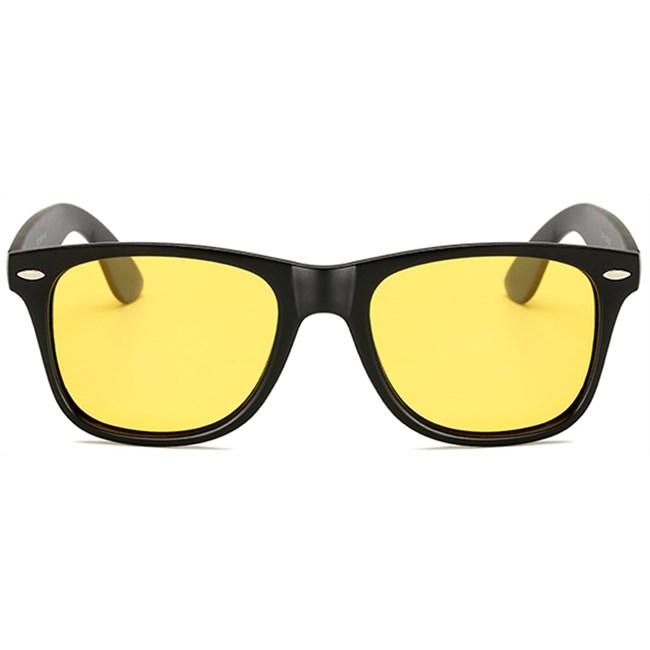 Wayfarer zonnebril - Geel