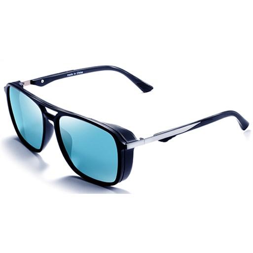 """Heren zonnebril """"Windy"""" - Blauw Gepolariseerd"""